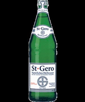 Flasche St. Gero Heilwasser