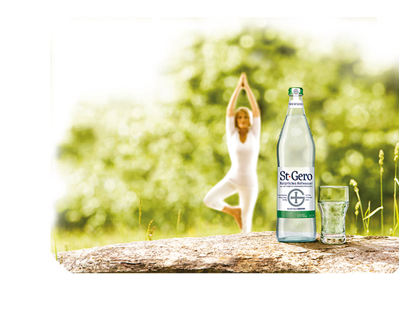 St Gero Heilwasser - Quelle der Gesundheit