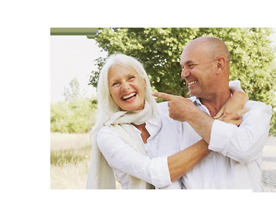 Vitalität bis ins hohe Alter mit Heilwasser